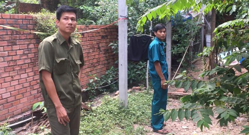 hàng chục thanh niên truy sát người ở vùng ven Sài Gòn, băng nhóm hơn chục đối tượng chém chết 1 người đàn ông, vụ án mạng 1 người chết ở huyện Củ Chi