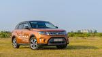 Suzuki Vitara 2016: đối thủ 'nặng kí' phân khúc SUV đô thị