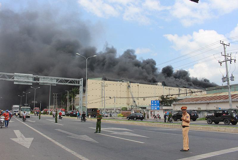 Công ty xảy ra cháy lớn ở Cần Thơ bị PCCC 'làm khó'?