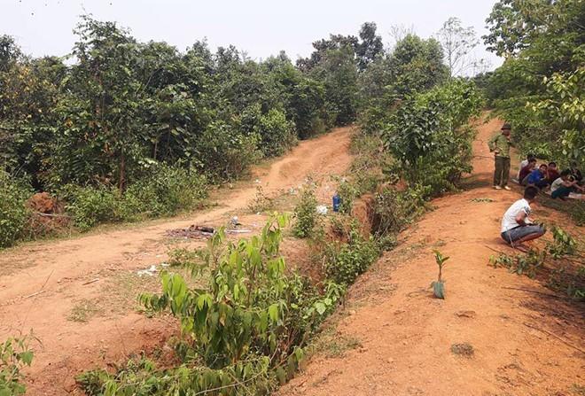 Cô gái trẻ chết lõa thể trên đồi khi đi chăn trâu