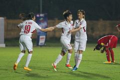 Hạ Myanmar, tuyển nữ Việt Nam đoạt vé dự VCK Asian Cup 2018