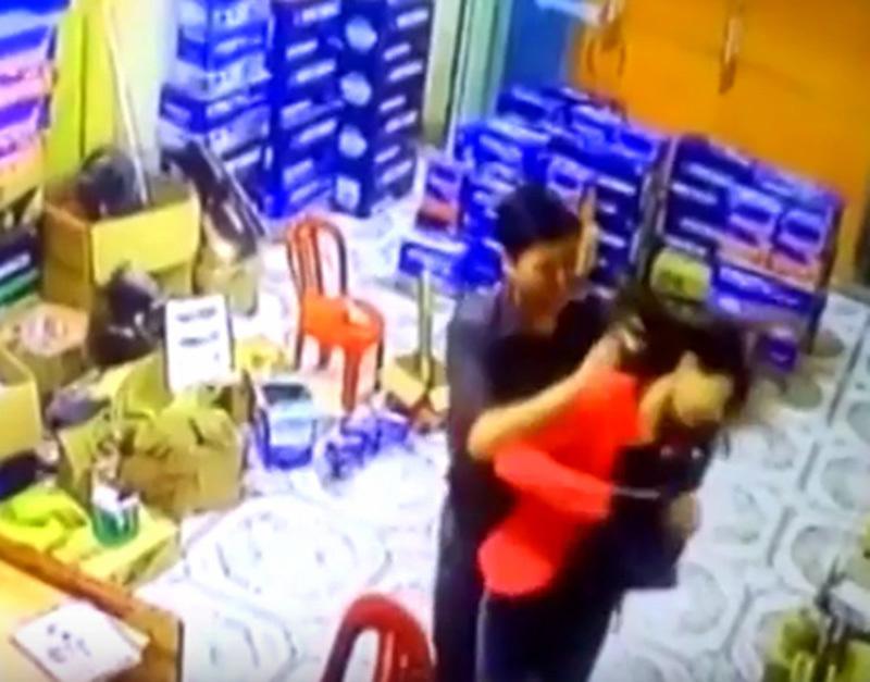 bạo hành gia đình, chồng đánh vợ, Ninh Bình