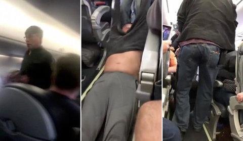 Hành khách bị kéo lê xềnh xệch trên máy bay là bác sĩ gốc Việt