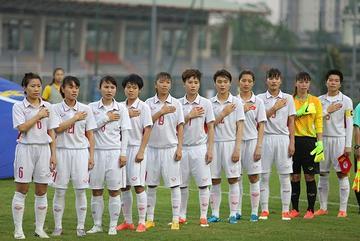 Lấy vé Asian Cup, tuyển nữ Việt Nam lại mơ World Cup