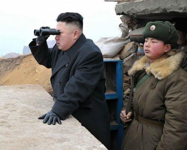 Ông Trump nặng lời với Kim Jong Un