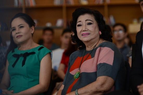 NSND Kim Cương từng là 'nạn nhân' của thảm họa MC truyền hình