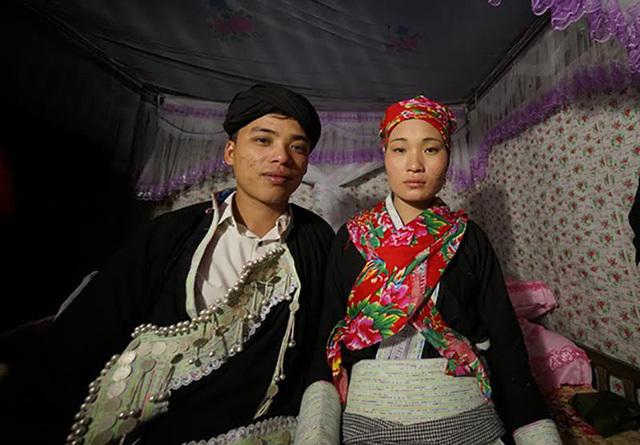 Đặc sắc đám cưới người Dao đỏ