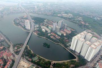 Hồ tại Hà Nội đã biến mất như thế nào?