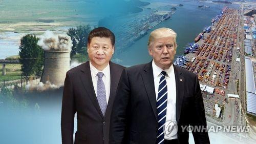 lãnh đạo, Donald Trump, Tập Cận Bình, Triều Tiên