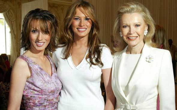 Tiết lộ ít người biết về vợ Tổng thống Trump