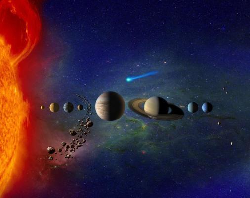 NASA, sự sống ngoài Trái Đất, thế giới đại dương