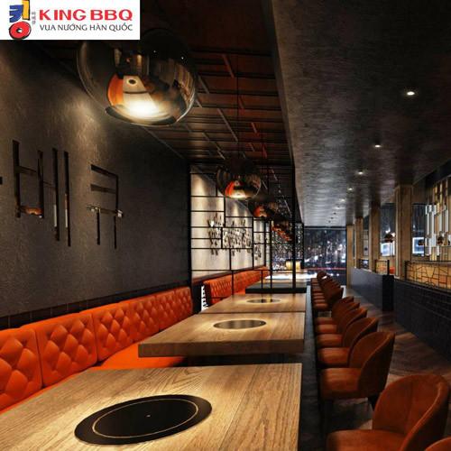 Thêm một nhà hàng King BBQ ở Giảng Võ - Hà Nội