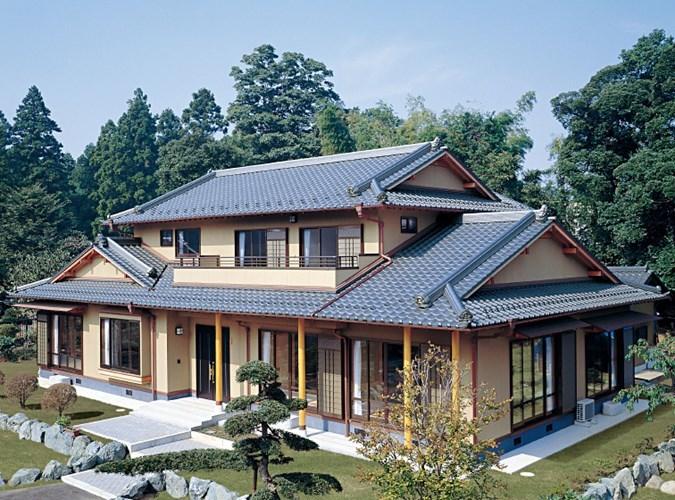 Mê mẩn 10 mẫu biệt thự phong cách Nhật siêu đẹp