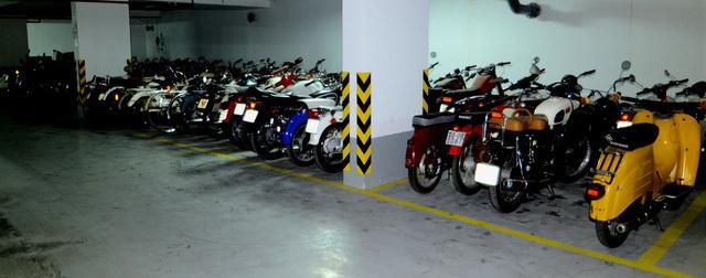 Ngắm bộ sưu tập xe cổ độc nhất Sài thành