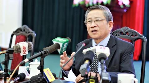 GS Nguyễn Minh Thuyết giải thích về các năng lực của học sinh trong chương trình phổ thông mới