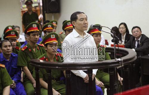 Dương Chí Dũng: Vét sạch tài sản mới 'đền' được 1/5?