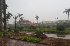 Phó chủ tịch TP Thái Bình: Vườn hoa tan hoang, tôi cũng sốt ruột
