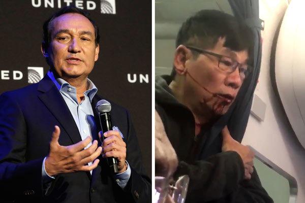 cổ phiếu hàng không, hành khách Mỹ gốc Việt, United Airlines, khủng hoảng truyền thông, hãng hàng không Mỹ, bác sĩ bị lôi khỏi máy bay, khách gốc Việt bị lôi khỏi máy bay, David Dao