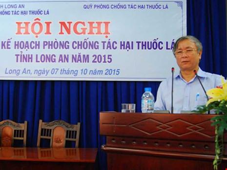 Cựu GĐ Sở Y tế Long An phản bác chuyện ngăn xuất cảnh
