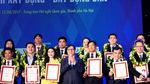 Đất Xanh Group vào Top 10 chủ đầu tư uy tín
