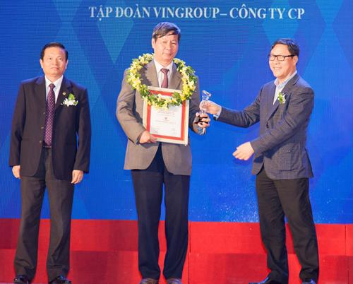 Vingroup đứng đầu Top 10 chủ đầu tư BĐS uy tín nhất VN