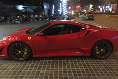 Ferrari 430 tiền tỷ của Dũng 'mặt sắt' tại Tuyên Quang?