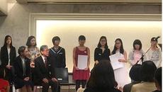 Thí sinh Việt Nam giành giải cao nhất cuộc thi âm nhạc quốc tế tại Nhật Bản