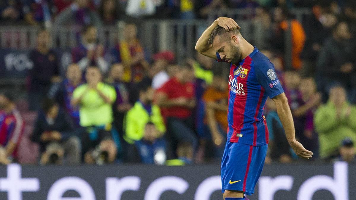 MU quyết lấy Jordi Alba, Arsenal mời Allegri