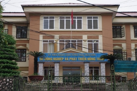 Trụ sở Sở NN&PTNT Thái Nguyên