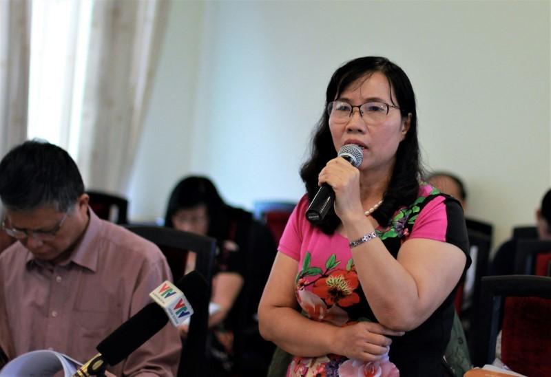 chương trình giáo dục phổ thông, chương trình giáo dục phổ thông mới, đổi mới giáo dục, Nguyễn Minh Thuyết