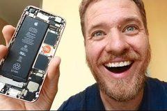 Tiết lộ gây sốc về cách tự chế iPhone 6S chỉ mất 300 USD