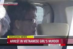 Nhiều người sốc khi biết tin về nghi phạm sát hại bé gái Việt ở Nhật