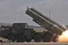 Trung Quốc bất ngờ khoe dàn tên lửa tối tân