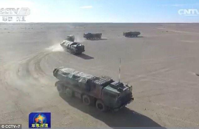tên lửa, Trung Quốc, Triều Tiên, tấn công phủ đầu
