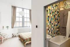 Ngắm căn hộ 45m2 đầy đủ các khu vực chức năng dành cho gia đình trẻ