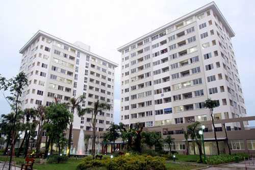 nhà ở xã hội, dự án nhà ở xã hội Tam Trinh, cò đất, môi giới bất động sản