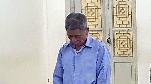 Chém vợ hờ hút chết, người đàn ông khóc nức nở tại tòa