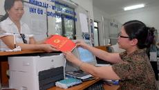 """Hà Nội: Áp dụng quy định mới về cấp """"sổ đỏ"""" từ ngày 10/4"""