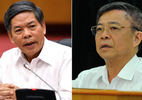 Đề nghị kỷ luật nguyên Bộ trưởng Nguyễn Minh Quang, ông Võ Kim Cự