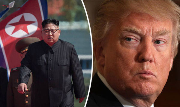 chứng khoán thế giới, chứng khoán Việt Nam, tài chính thế giới, chiến tranh Triều Tiên, Mỹ đánh Triều Tiên, Kim Jong Un, Donald Trump, Afganishtan