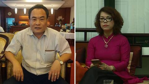 Trần Đức Trung, Lê Thị Hằng đã lừa 40.000 người dân