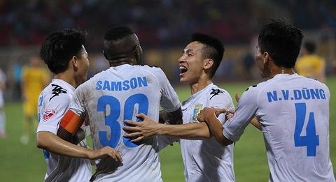 Hà Nội FC 1-1 SLNA