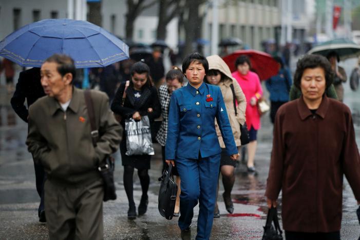 Dân Triều Tiên bình thản giữa căng thẳng leo thang