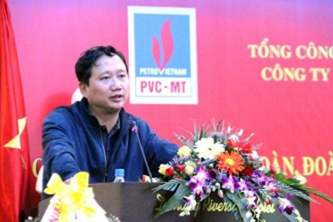 Trịnh Xuân Thanh, Tập đoàn Dầu khí Việt Nam, PVC, báo cáo tài chính