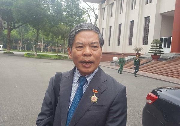 Nguyên Bộ trưởng TN&MT, Nguyễn Minh Quang, Formosa