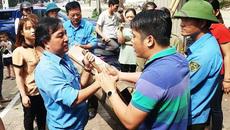 Nghệ An: Căng thẳng ngày đầu đòi vỉa hè cho người đi bộ
