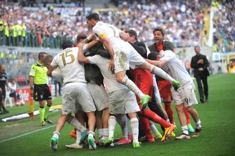 Inter 2-2 Milan
