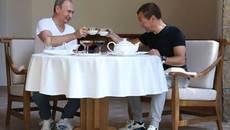 Hé lộ thu nhập của Tổng thống, Thủ tướng Nga
