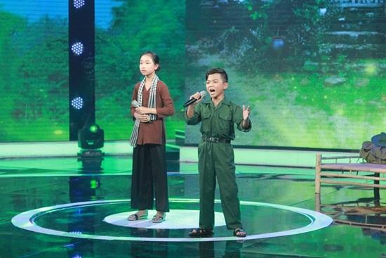Ngỡ ngàng giọng ca 9 tuổi hát hay như sinh viên nhạc viện