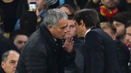 Mourinho gặp lại Conte: Fan MU đừng khóc!